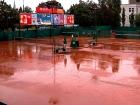 Korty w deszczu 10 lipca
