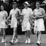 Jadwiga Jędrzejowska - tenis z potrzeby serca
